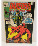 MARVEL COMICS DAREDEVIL #64 THE MAN WITHOUT FEA... - $9.99