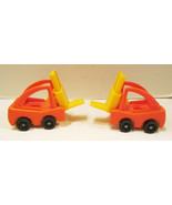 FISHER PRICE LITTLE PEOPLE 1970's 80's FORKLIFT... - $11.99