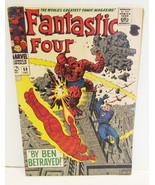 FANTASTIC FOUR COMIC BOOK #69 MARVEL COMICS BY ... - $12.99