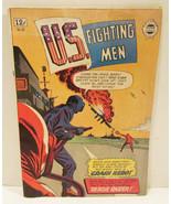U.S. FIGHTING MEN #16 COMIC BOOK 1964 SUPER COM... - $9.99