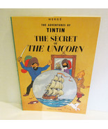 THE ADVENTURES OF TINTIN THE SECRET OF THE UNIC... - $12.99