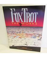 FOX TROT THE WORKS 1990 COMIC STRIP BOOK BY BIL... - $29.99