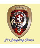 Clan MacQueen Tartan Woodcarver Wooden Wall Pla... - $120.00