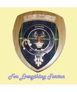 Clan Marr Tartan Woodcarver Wooden Wall Plaque ... - $120.00