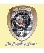 Clan Shepherd Tartan Woodcarver Wooden Wall Pla... - $120.00