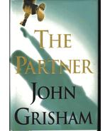The Partner - John Grisham - New HCDJ - $12.99