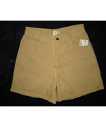 London Jean Moda Intl Denim Tan Jeans Shorts 8 - $7.00
