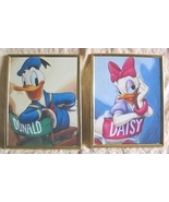 Disney Donald and Daisy Duck Framed Prints - $9.99