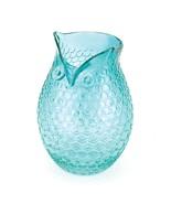 Aqua Pop Owl Vase - $30.00