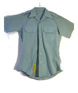 Citadel Army Green 15.5 15 1/2 Short Sleeve But... - $20.00