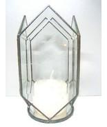 Candle Holder Reflector Glass shade Holders fra... - $16.50