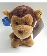 Applause Russ Monty Monkey Plush Stuffed Animal... - $10.97