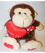 Bananas 4 U Monkey Valentine Day Plush Stuffed ... - $29.98