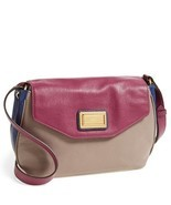 NWT Marc By Marc Jacobs Colorblock Leather Mess... - $218.00