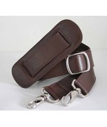 NEW Soft Genuine Leather Briefcase or Office Ba... - $29.99