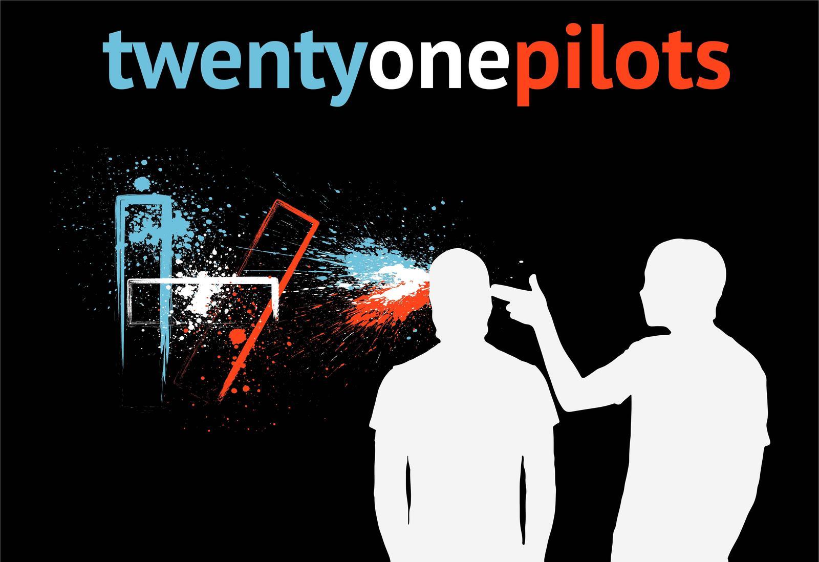 Twenty One Pilots Poster 12x19 Inches 32x49cm Prints