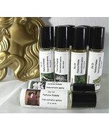 Sandalwood Vanilla Oil Perfume Rollette 6 mil - $7.99