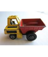 Vintage Lesney 1976 SuperFast Site Dumper Truck... - $15.00