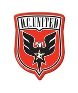 Wincraft (D.C. United )   Precision Car Magnet 4&quot; x6&quot; (EC5-1)