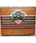 Ashton Cabinet - Ashton Tres Petite Empty Cigar... - $9.00