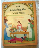 The Louisa May Alcott Cookbook by Gretchen Ande... - $10.00