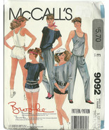 McCall's Sewing Pattern 9092 Misses Brooke Shie... - $19.98