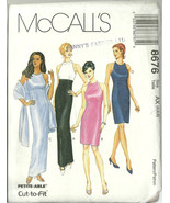 McCall's Sewing Pattern 8676 Misses Womens Dres... - $19.98