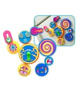 Tomy Gearation Refrigerator Magnets NEW! - $19.99