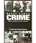 Great Lakes Crime Stonehouse Book BJs - $16.95