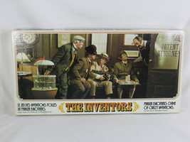 The Inventors 1974 Board Game Parker Brothers C... - $30.74