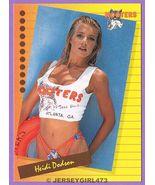 Heidi Dodson 1995 Hooters Card #12 - $1.00
