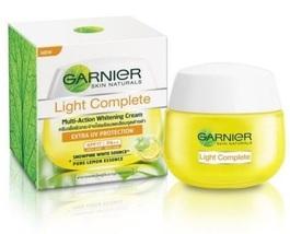 GARNIER Light Complete Multi Action Whitening D... - $27.00