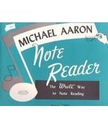 Michael Aaron Note Reader Beginning Piano Note ... - $5.50