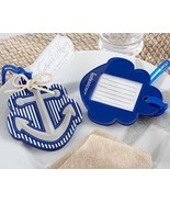 24 Anchor Away Nautical Themed Luggage Tag Dest... - $71.98
