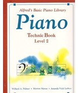 Alfred's Basic Piano Library Piano Technic Level 2 - $6.95