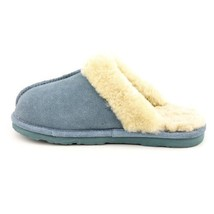 Bearpaw Women's Tegan Steel Blue Sheepskin Warm... - $38.00 - $47.50
