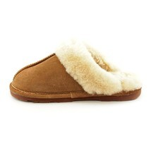 Bearpaw Women's Tegan Hickory Sheepskin Warm Sl... - $33.25