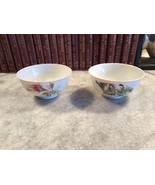 Vintage Hand Painted Porcelain Bowls Fine China... - $7.00