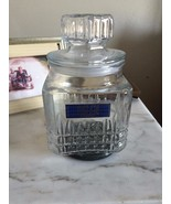Koeze Apothecary Candy Storage Clear Glass Coll... - $6.00