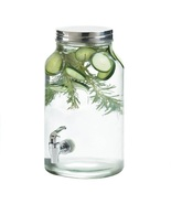 Mason Jar Beverage Dispenser 1.5 Gallons - $22.00