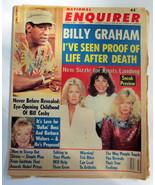 National Enquirer Jan 8 1985 Bill Cosby, Knots ... - $2.96