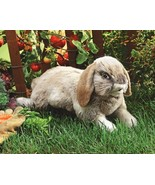 Folkmanis Hand Puppets HOLLAND LOP RABBIT NEW F... - $27.29