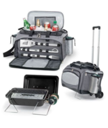 PicNic Time Vulcan Tailgating Kit with Trolley ... - $239.97