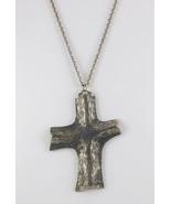 Guy_gilles_vidal_modernist_cross_necklace_1_thumbtall