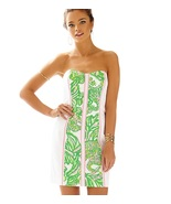 NEW Lilly Pulitzer Angela Sweetheart Strapless ... - $110.00