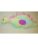 Pastel Stegosaurus Dino Dinosaur Plush Stuffed ... - $34.99