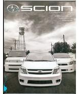 2006 Toyota Scion Summer Fall brochure Issue 8 ... - $4.94