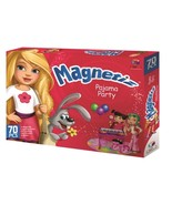 MAGNETIZ PAJAMA PARTY Magnetic Picture Game (70... - $29.54