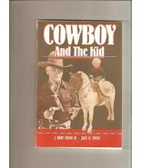 Cowboy and the Kid Book (1988) - $4.50