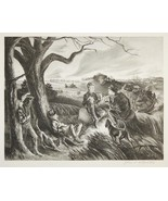 BLUE VALLEY FOX HUNT in Missouri by JOHN S DE M... - $24.99